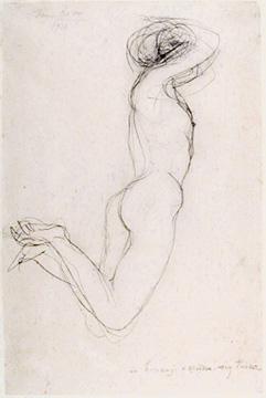 auguste rodin drawings