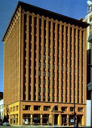 Guaranty Building Buffalo. Guaranty Building, Buffalo
